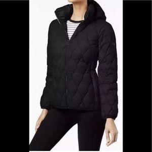 Michael Kors packable Jacket Black PL,PXS,PM